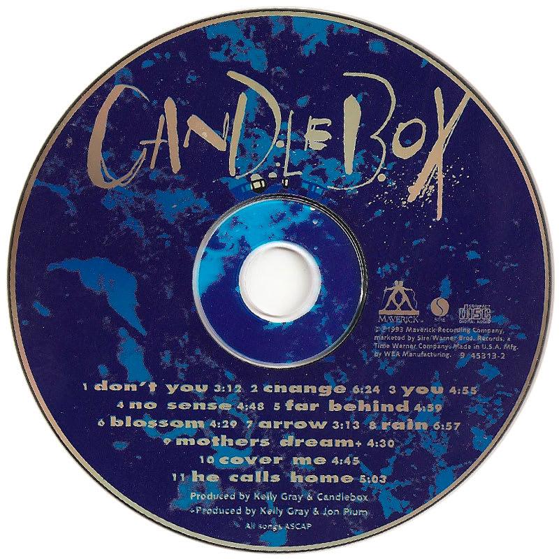 Candlebox – Candlebox [1993] CD