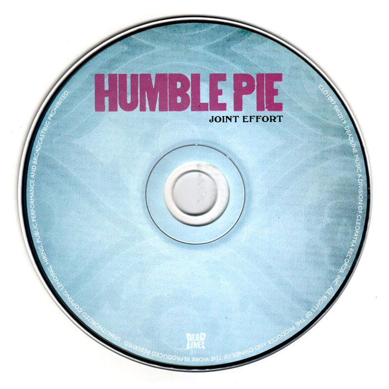 Humble Pie - Joint Effort (CD)