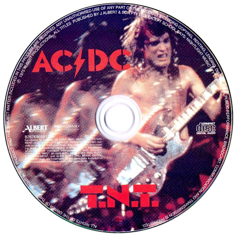 AC/DC - T.N.T. (1975) CD