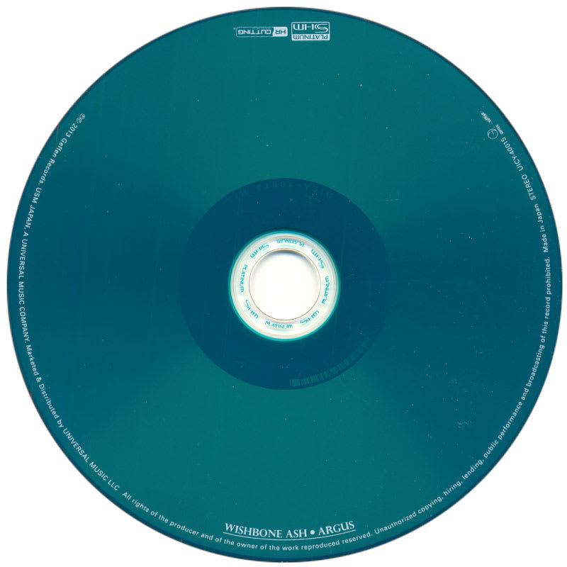 Wishbone Ash – Argus (1972) CD