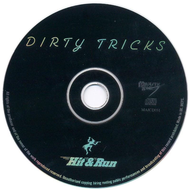 Dirty Tricks - Hit & Run (1977) CD
