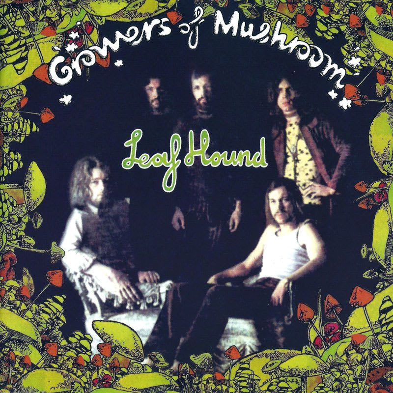 Leaf Hound - Growers Of Mushroom (1971) Booklet 2