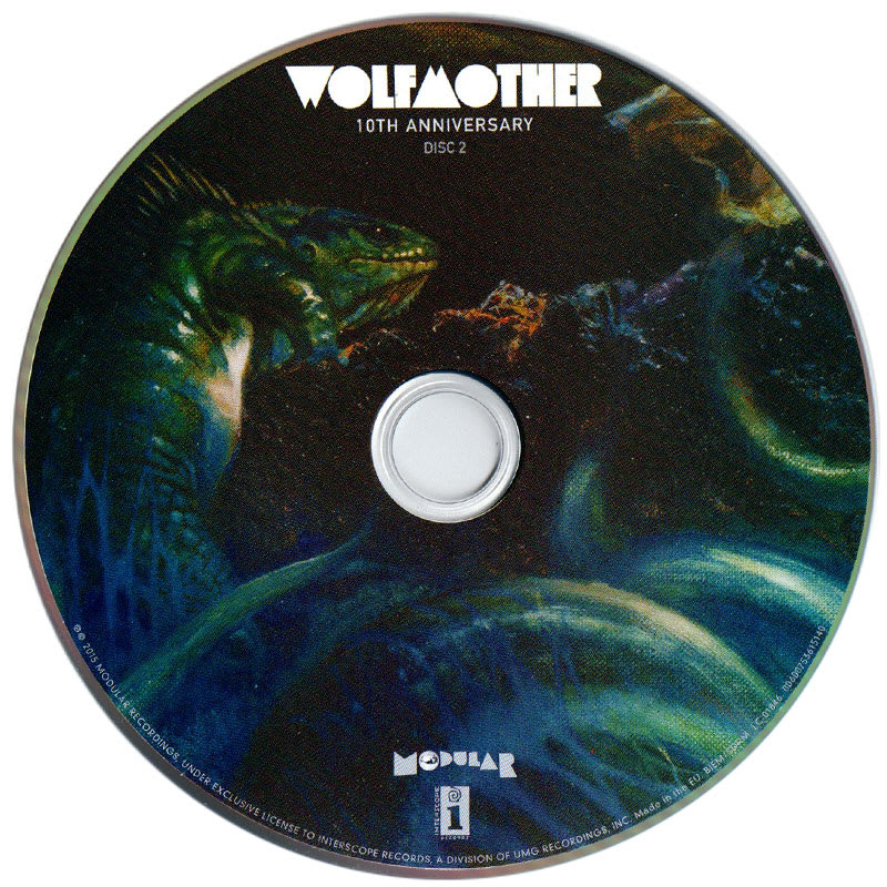 Wolfmother (2015 Deluxe Edition) CD2