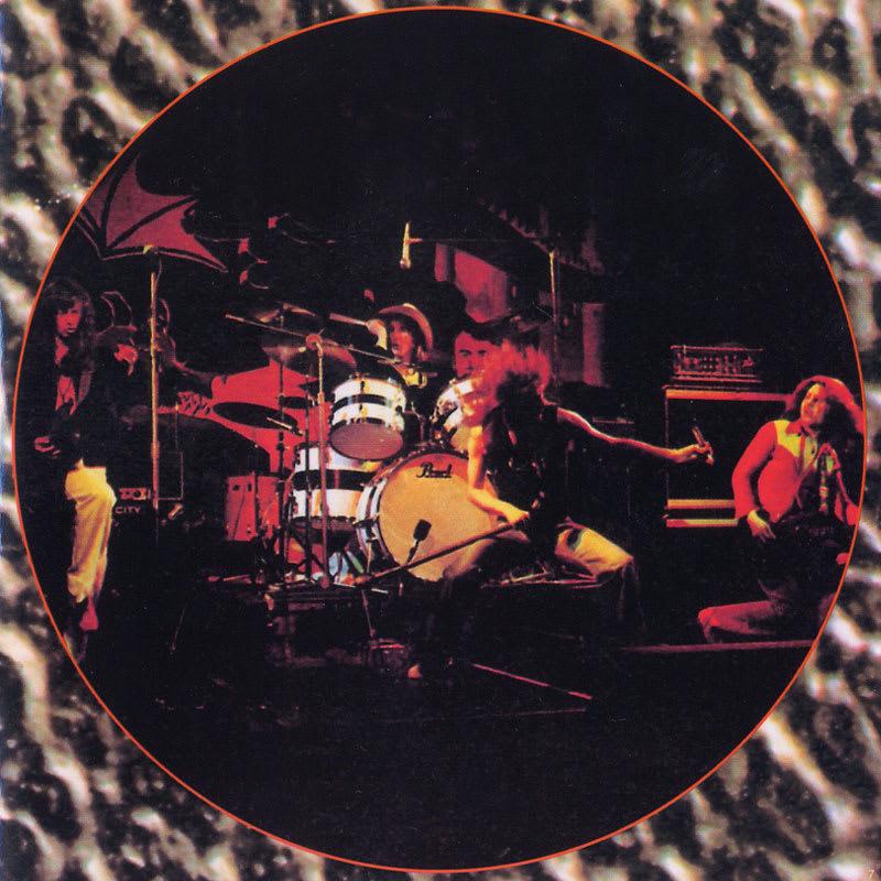 Dirty Tricks - Night Man (1976) Booklet