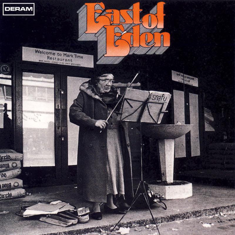 East Of Eden - Snafu (1970) Front
