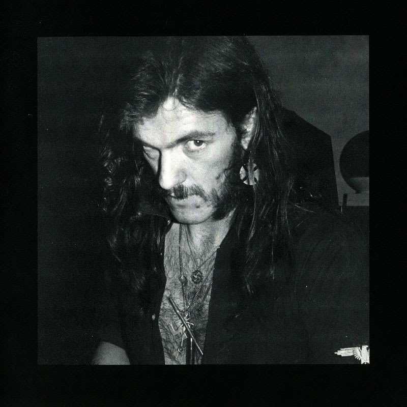 Motorhead – On Parole (1976) Booklet 2