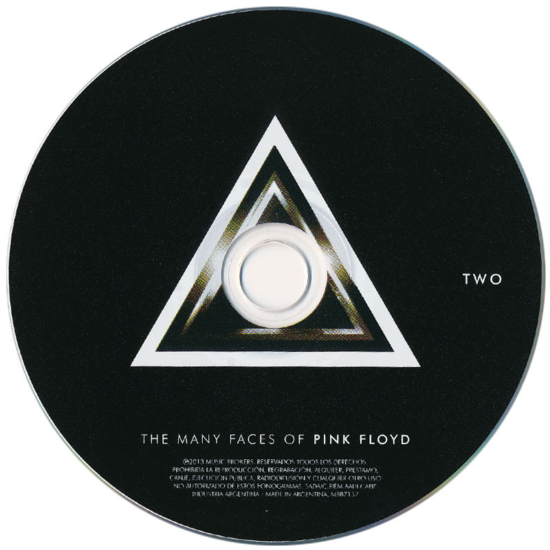 Various Artists – The Many Faces Of Pink Floyd (2013) CD2