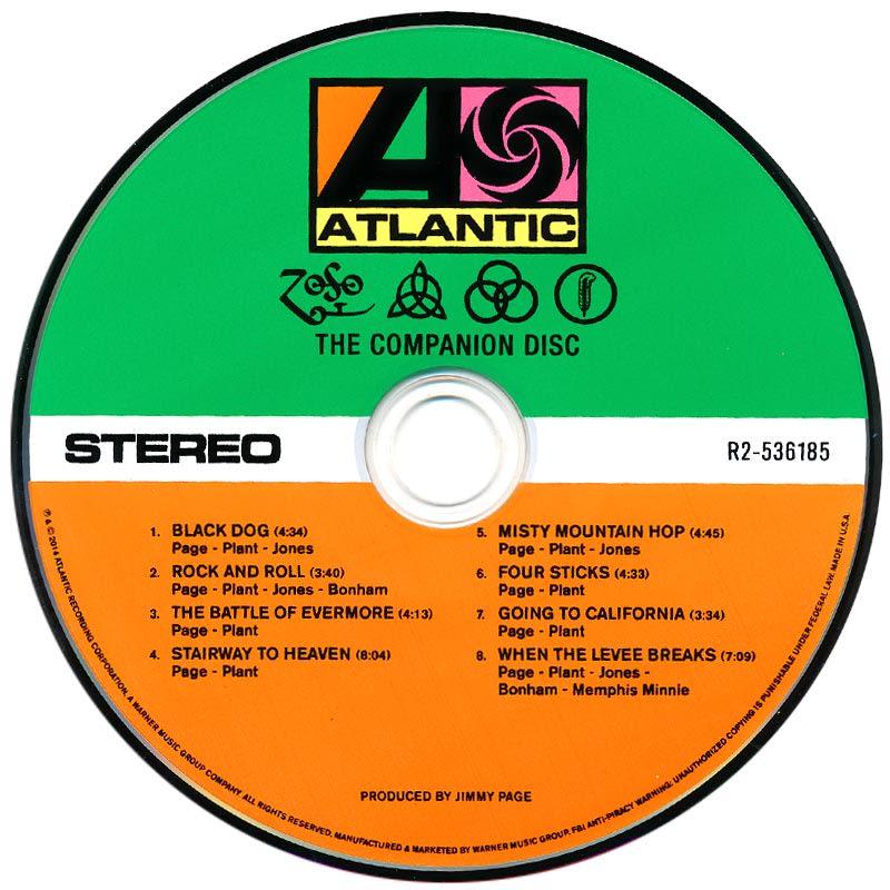 Led Zeppelin IV (1971) CD2