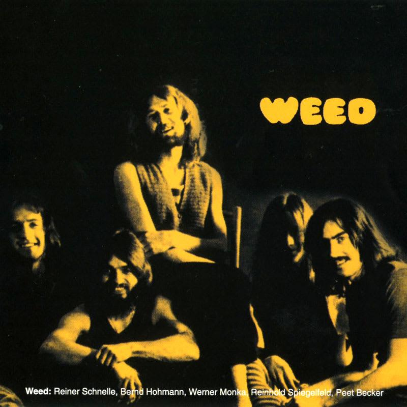 Weed - Weed...! (1971) Booklet 2