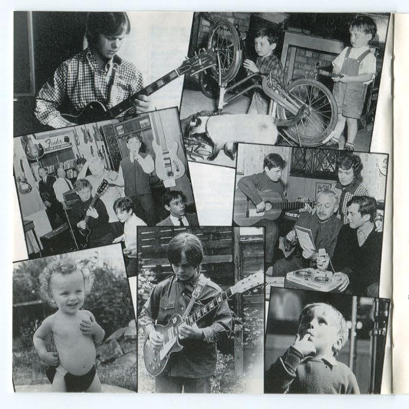 Paul Kossoff - Blue Soul (1986) Booklet