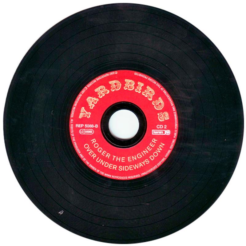 The Yardbirds – Roger The Engineer (1966) CD 2