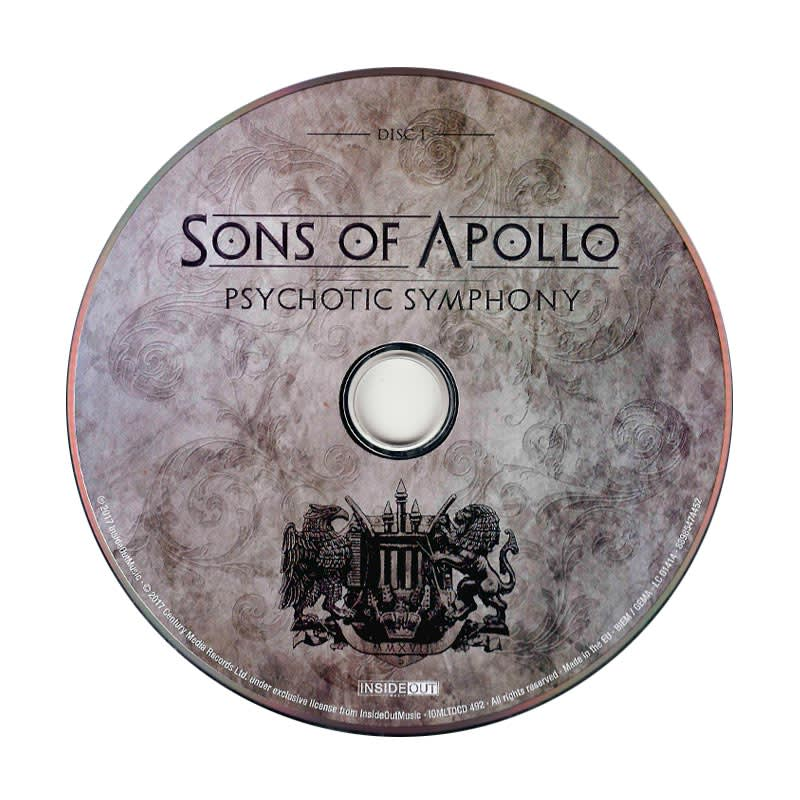 Sons Of Apollo – Psychotic Symphony [2017] CD1