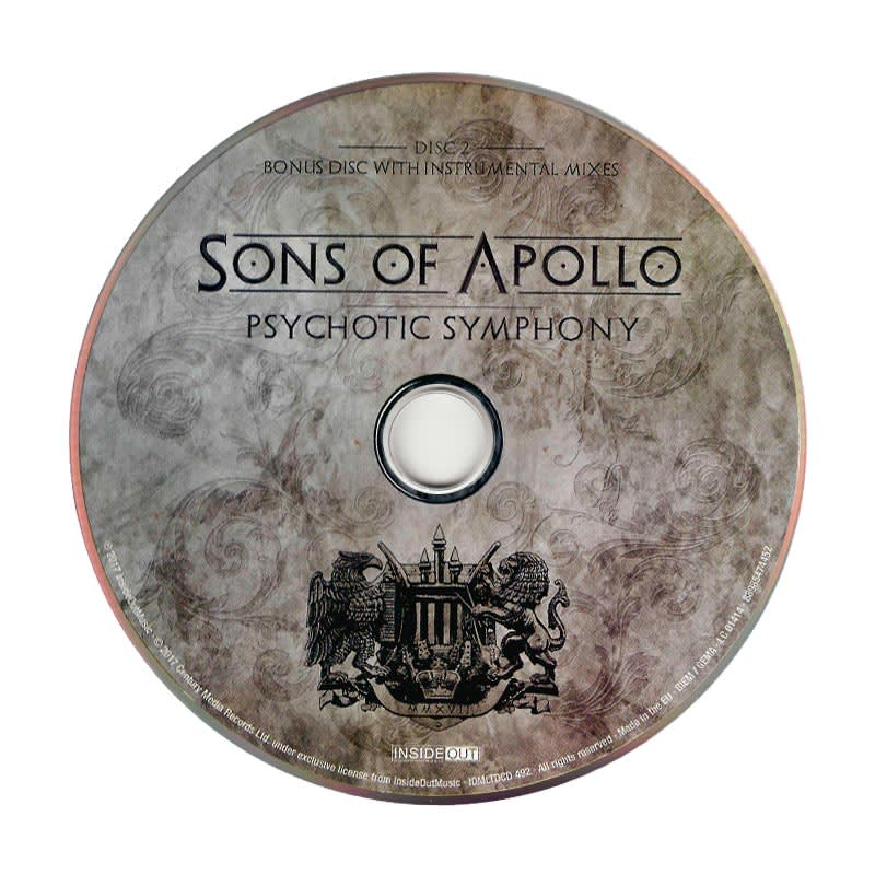 Sons Of Apollo – Psychotic Symphony [2017] CD2