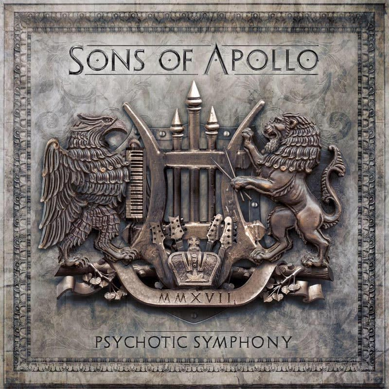 Sons Of Apollo – Psychotic Symphony [2017] Front