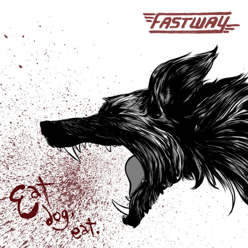 Eat Dog Eat – Fastway [2011] Front