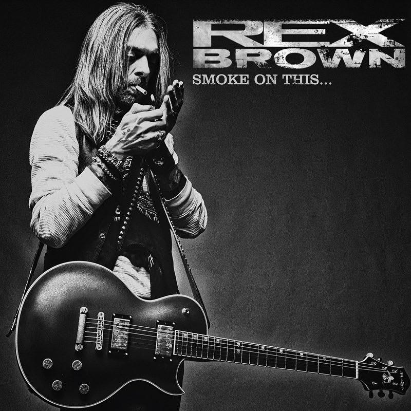 Rex Brown – Smoke On This... (2017) Front