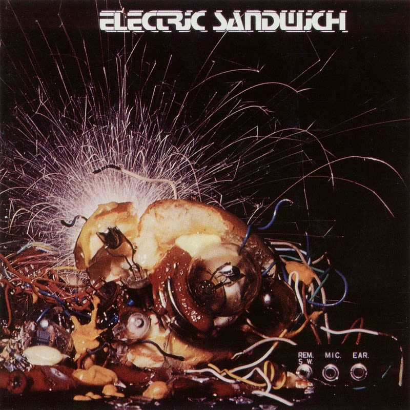 Electric Sandwich - Electric Sandwich (1972) Front
