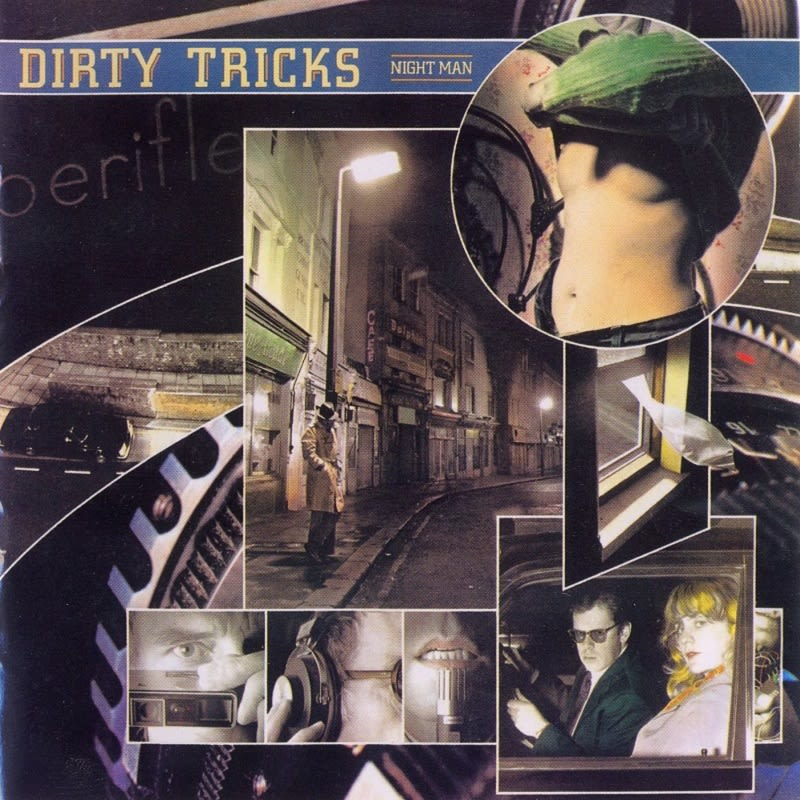 Dirty Tricks - Night Man (1976) Front