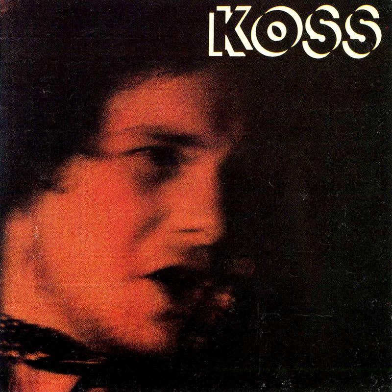 Paul Kossoff - Koss (1977) Front