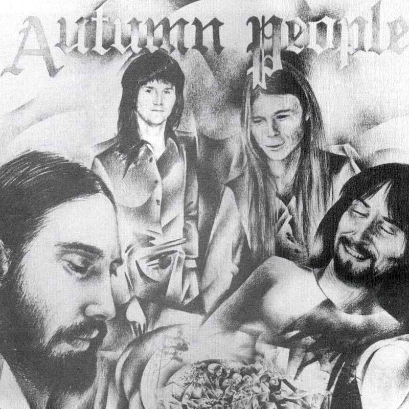 Autumn People – Autumn People (1976) Front