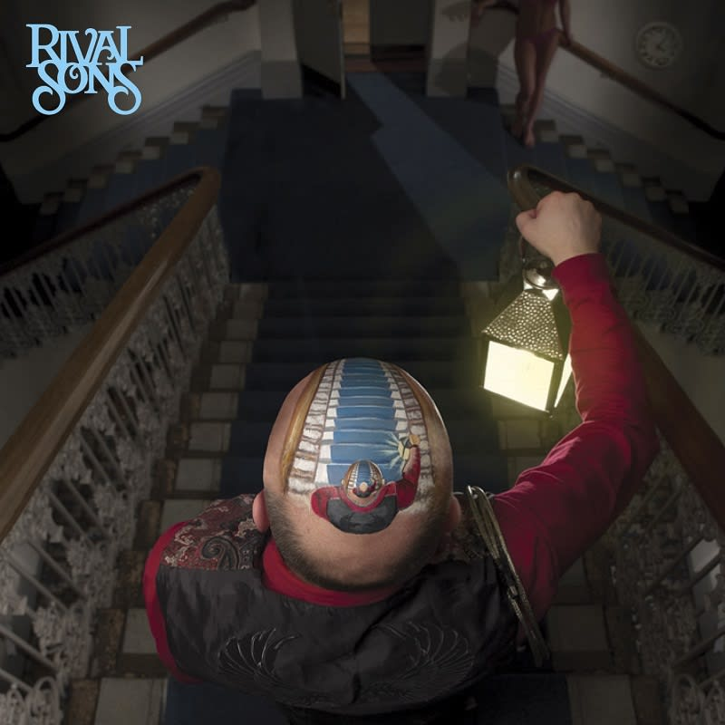 Rival Sons - Pressure and Time (2011) Front