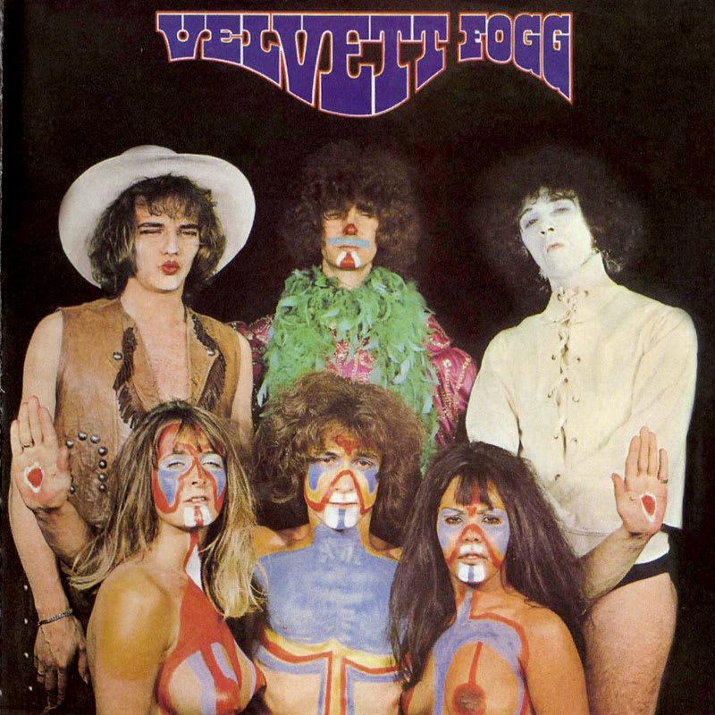 Velvett Fogg - Velvett Fogg (1969) Front