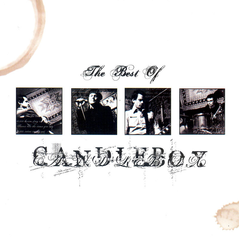 Candlebox 2006 - The Best of Candlebox (Front)