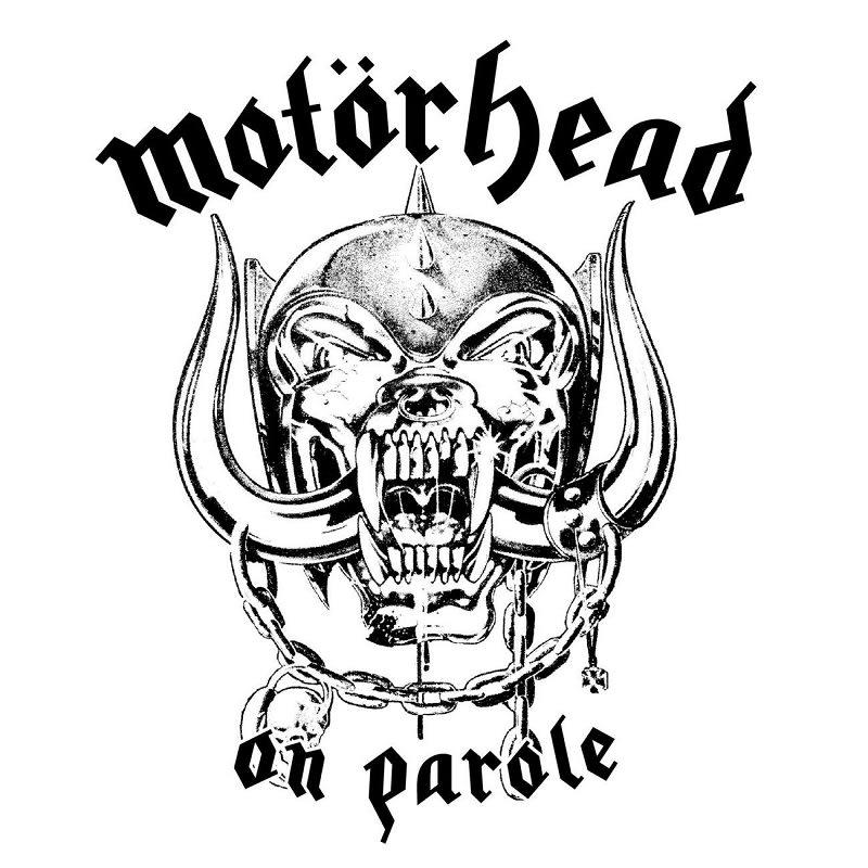 Motorhead – On Parole (1976) Front