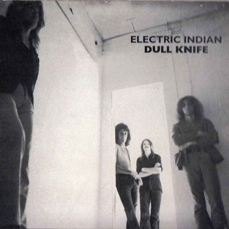 Dull Knife - Electric Indian (1971) Inside