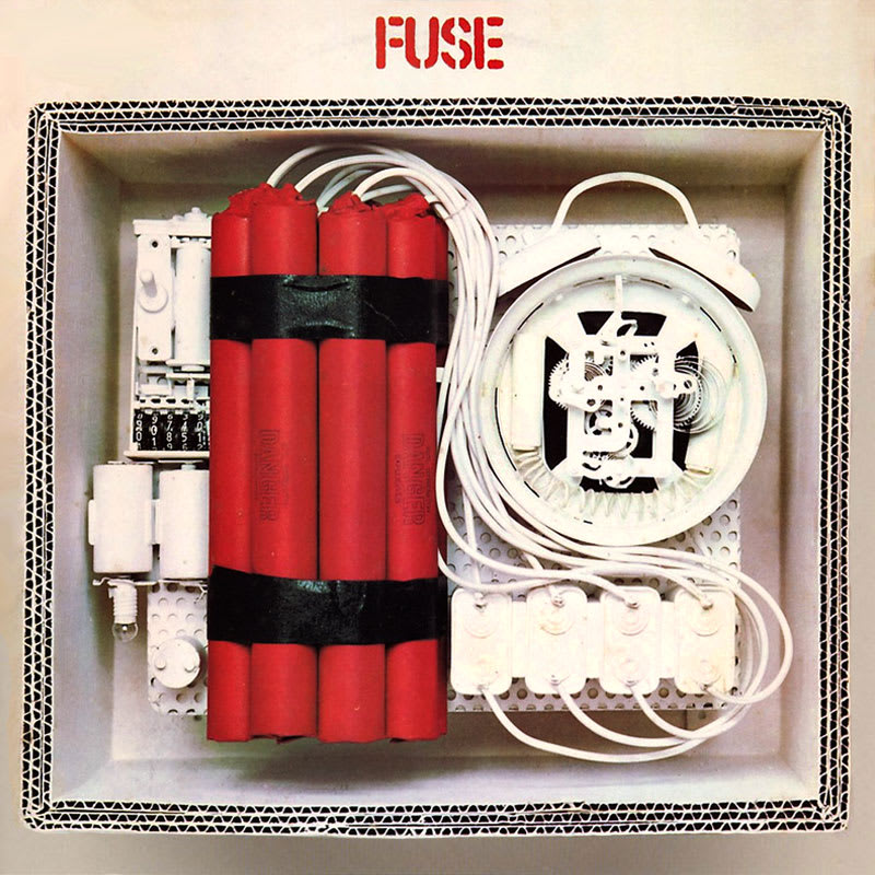 Fuse – Fuse [1970] Front