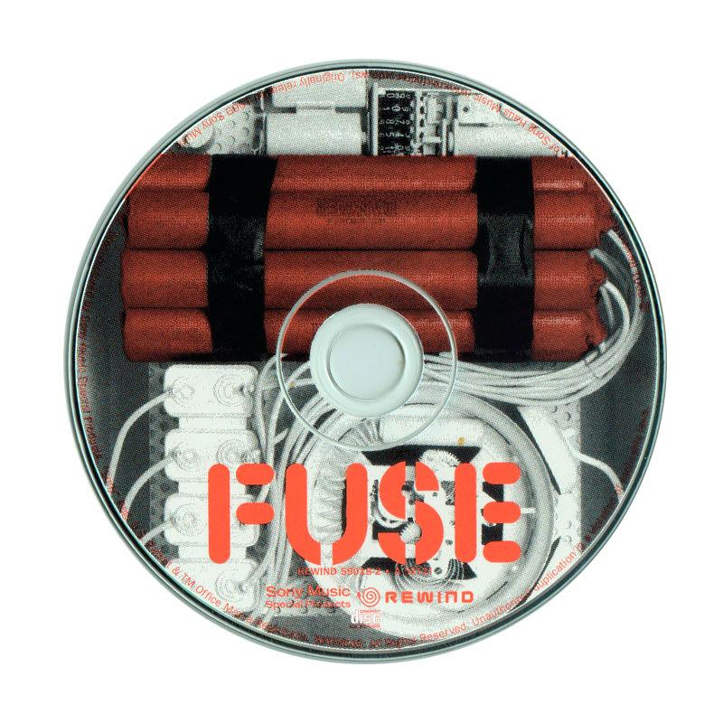 Fuse – Fuse [1970] CD