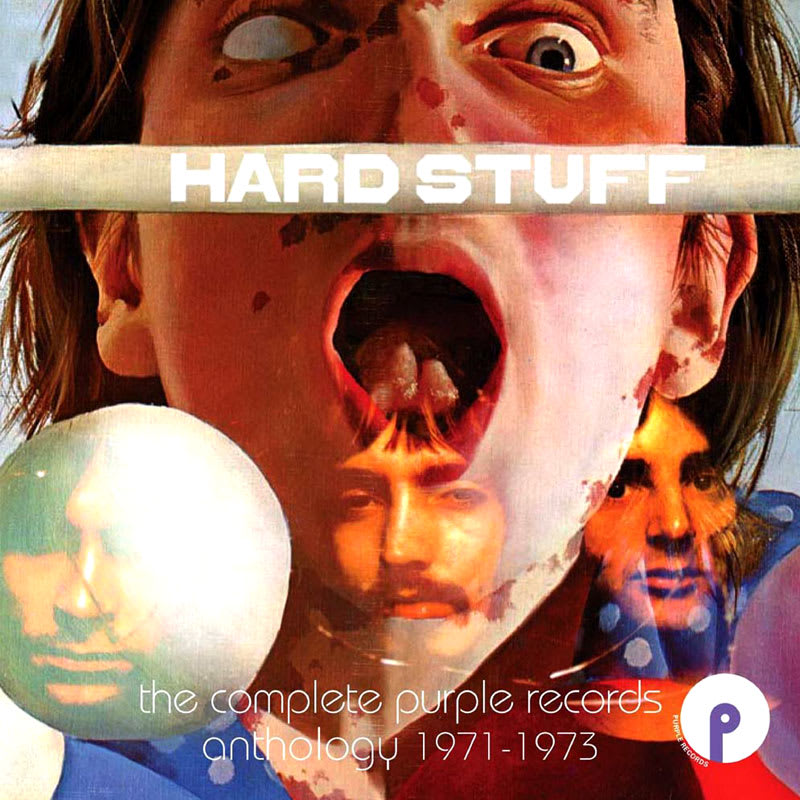 Hard Stuff - The Complete Purple Records Anthology 1971-1973 (2017) Front