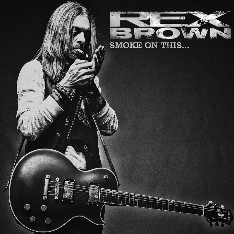 Rex Brown – Smoke On This... (2017) Front