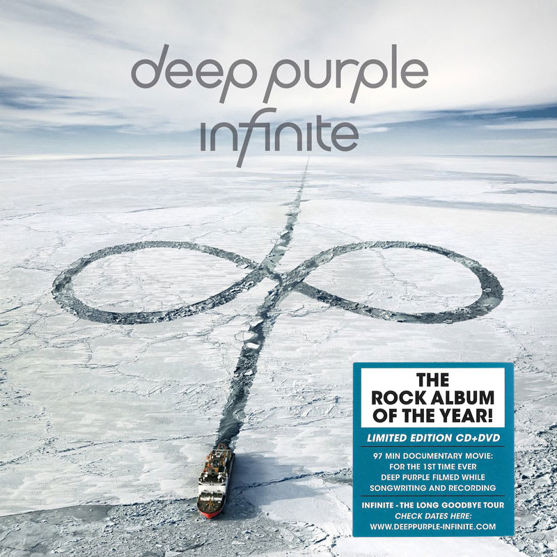 Deep Purple – InFinite (2017) Front