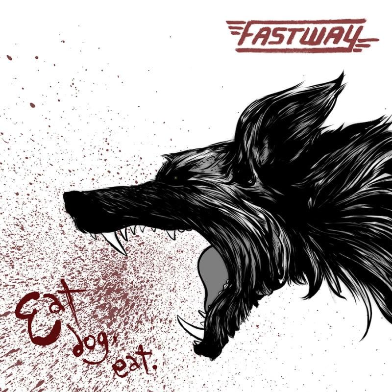 Eat Dog Eat – Fastway [2011] Front