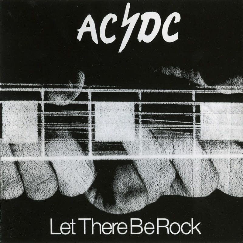 AC/DC - Let There Be Rock (1977) Front