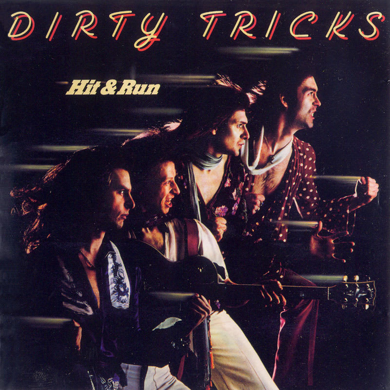 Dirty Tricks - Hit & Run (1977) Front