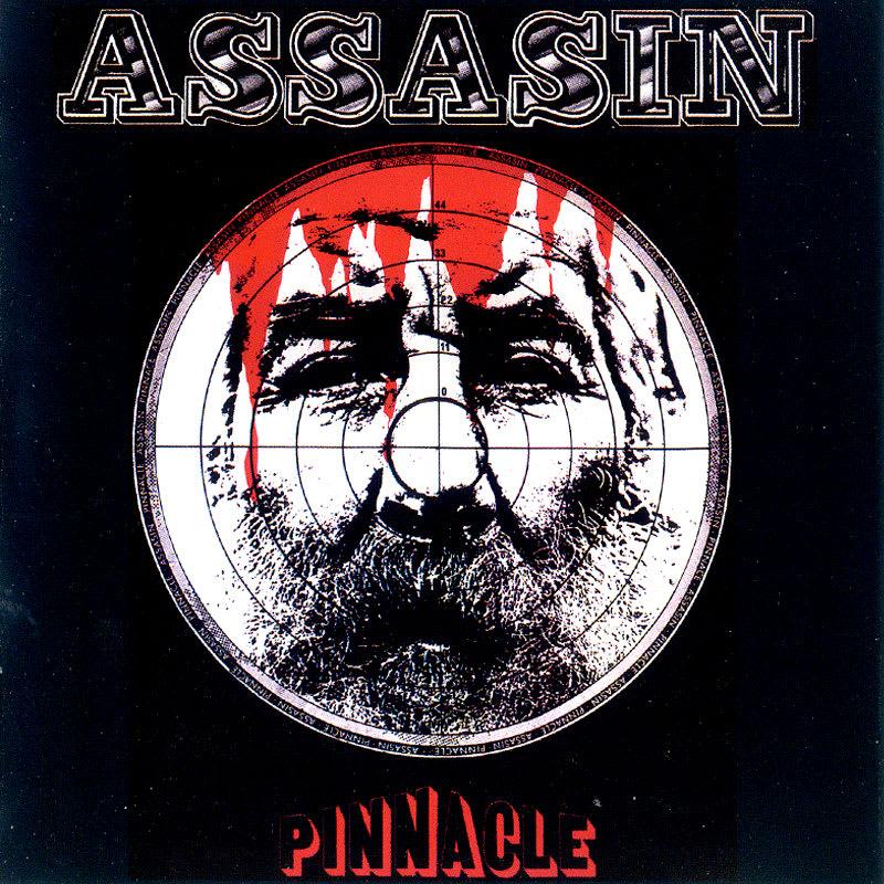 Pinnacle – Assasin (1974) Front