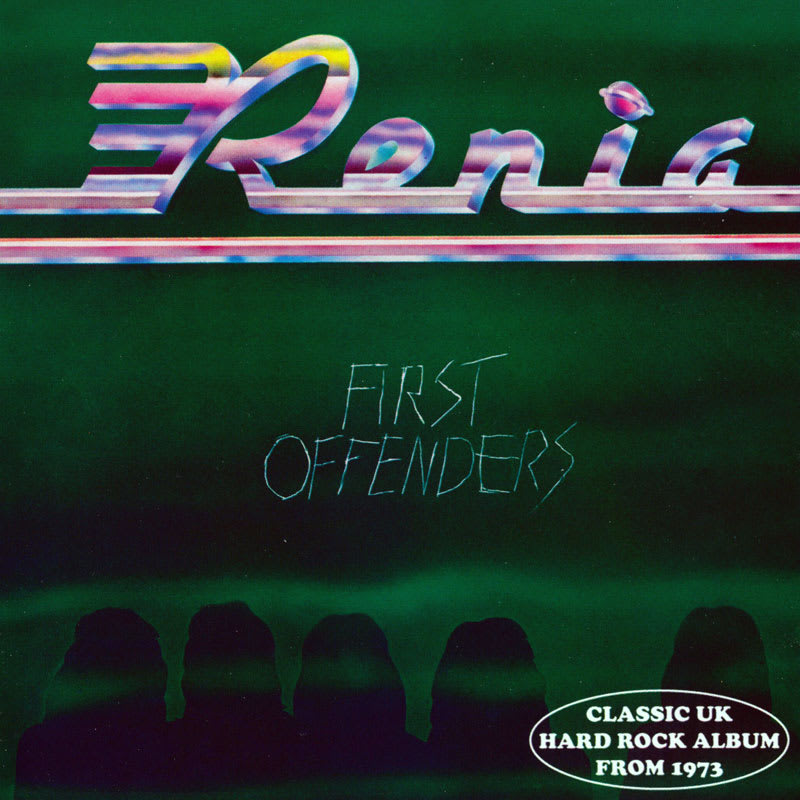 Renia - First Offenders (1973) Front