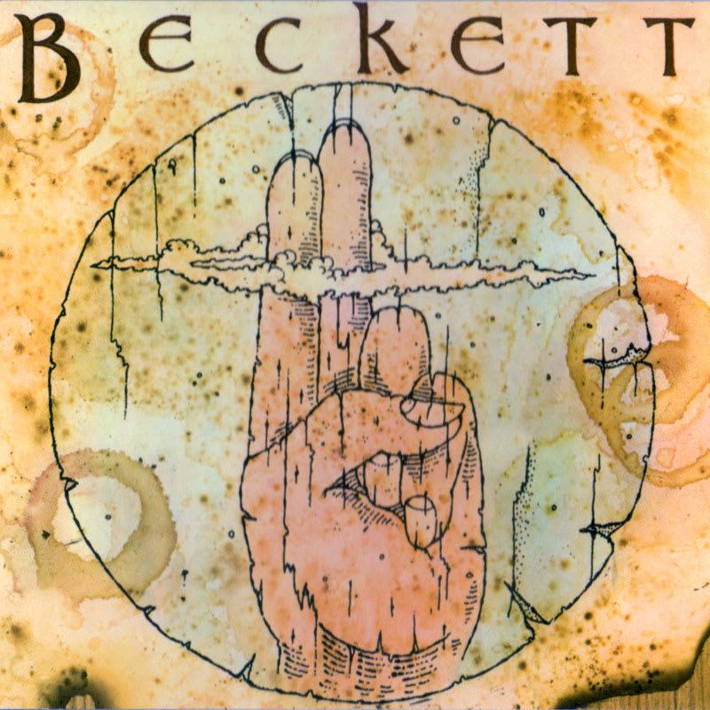 Beckett -Beckett (1974) Front