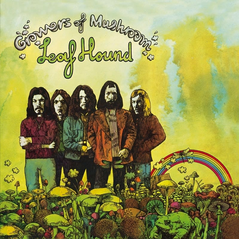 Leaf Hound - Growers Of Mushroom (1971) Front