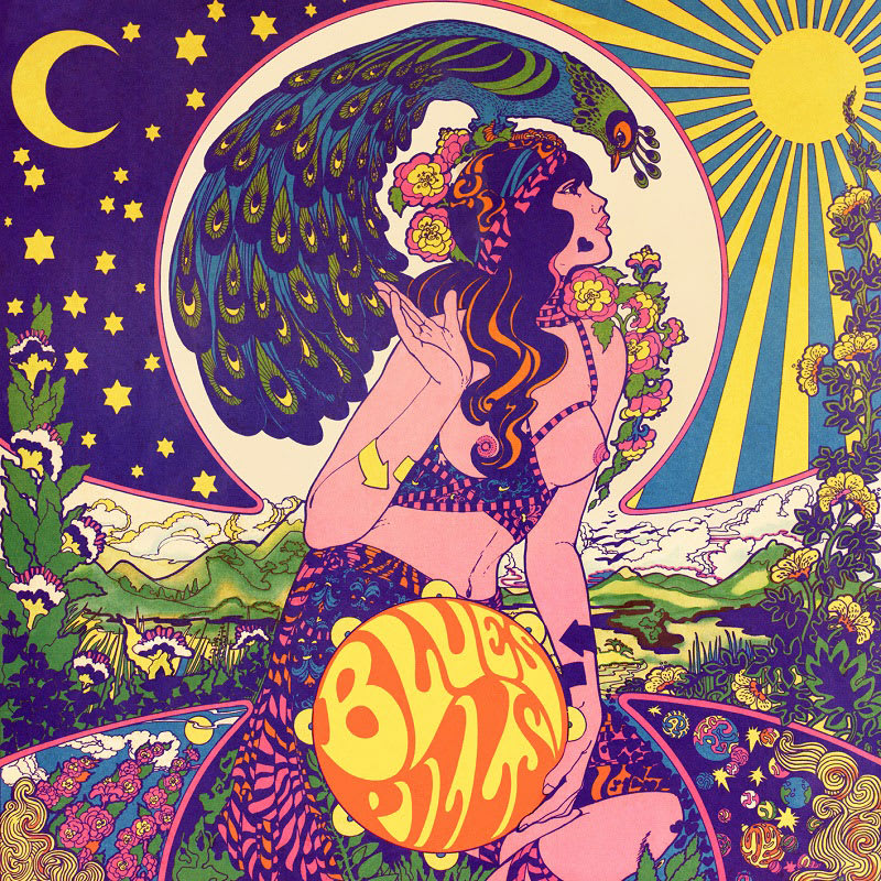 Blues Pills – Blues Pills (2014) Front