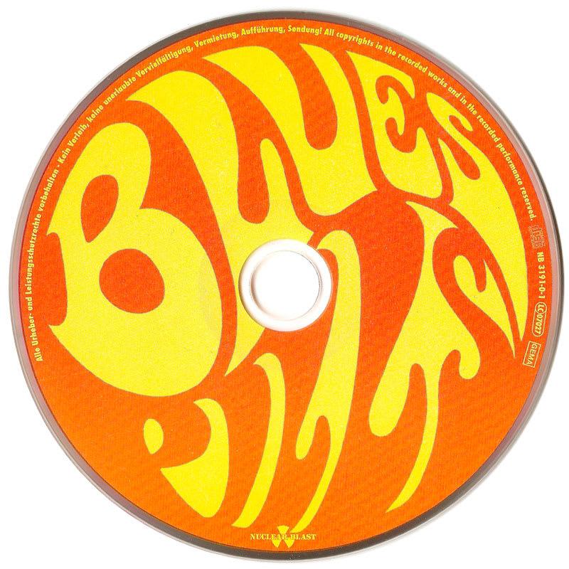 Blues Pills – Blues Pills (2014) CD