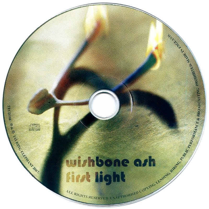Wishbone Ash – First Light (1970) CD