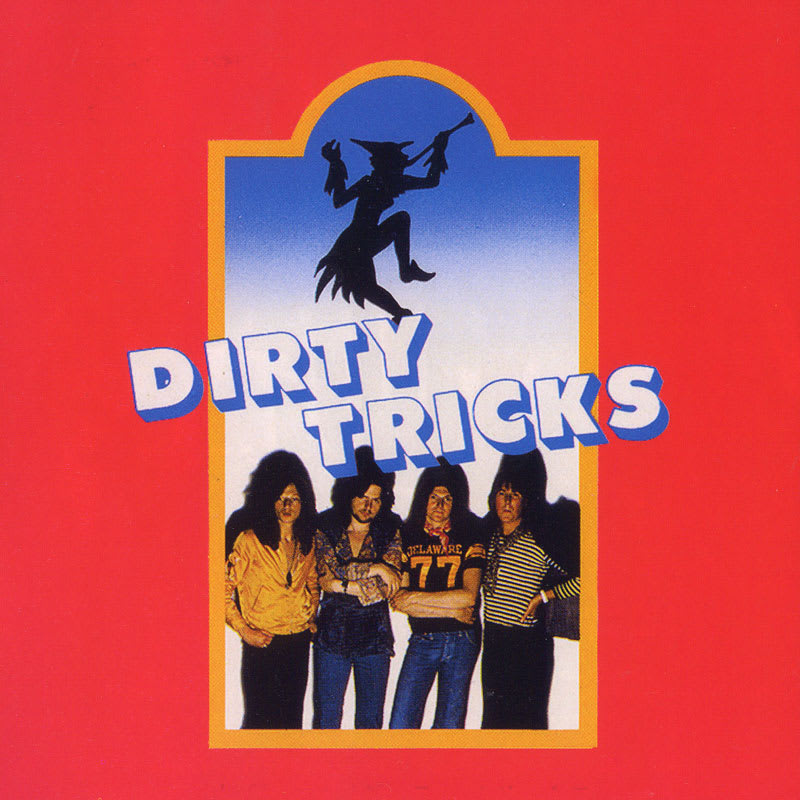 Dirty Tricks - Dirty Tricks (1975) Booklet 01