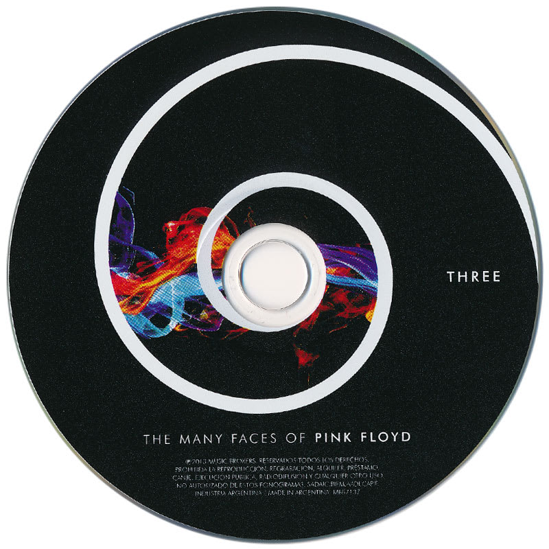 Various Artists – The Many Faces Of Pink Floyd (2013) CD3