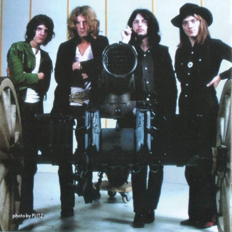 Humble Pie - Joint Effort (Booklet)