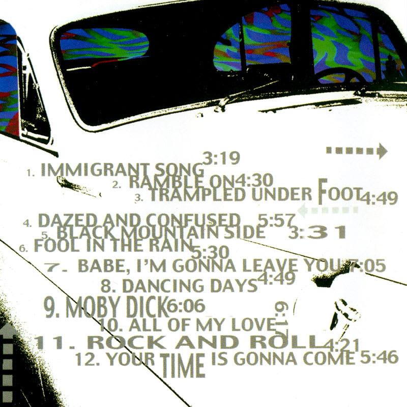 Vanilla Fudge - Out Through The In Door (2007) Booklet 02