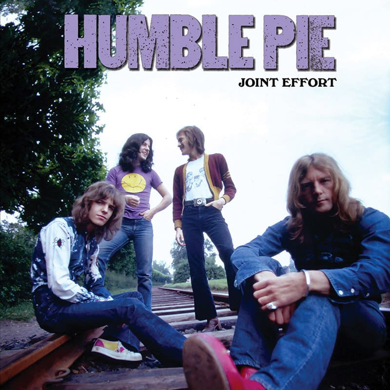 Humble Pie - Joint Effort (2019)