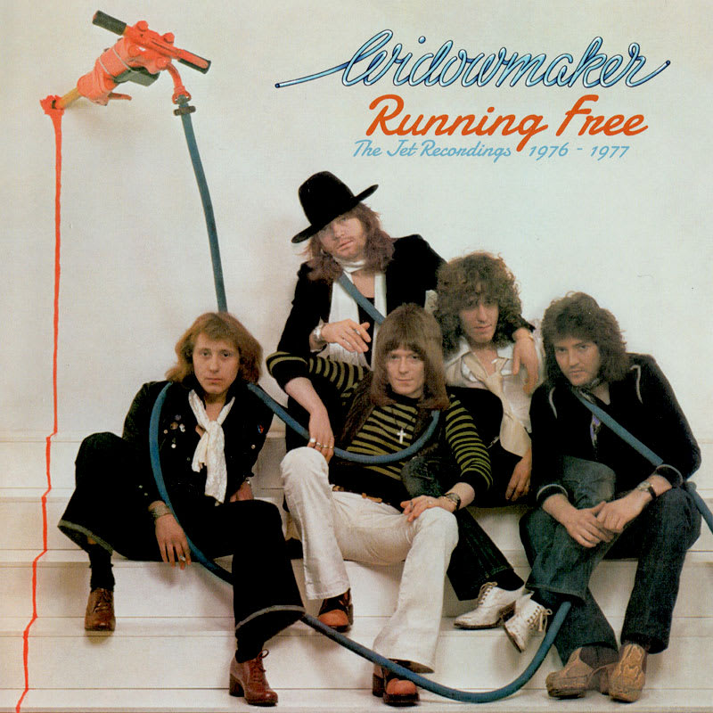 Widowmaker – Running Free (The Jet Recordings 1976 - 1977) Front